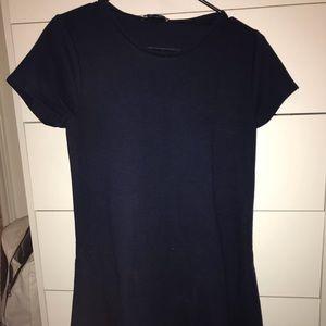 Zara T-Shirt Dress